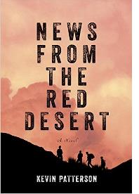 KEVIN PATTERSON: NEWS FROM THE RED DESERT