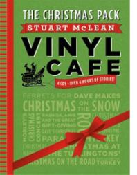 STUART MCLEAN: CHRISTMAS AT THE VINYL CAFE