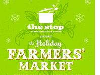 THE STOP'S FARMERS' MARKET< /BR>AT STEAM WHISTLE BREWING