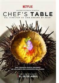 Netflix's Chef's Table 2015
