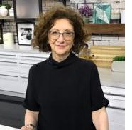 IN THE MIDDLE EASTERN KITCHEN WITH BONNIE STERN