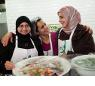 Syrian refugee women from The Newcomer Kitchen1