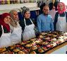 Syrian refugee women from The Newcomer Kitchen2