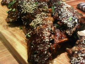 ASIAN RIBS FROM ANDREW CARMELLINI