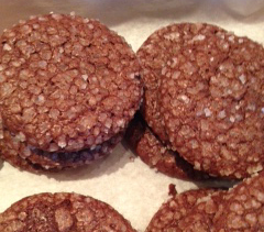 THOMAS HAAS CHOCOLATE SPARKLE COOKIES