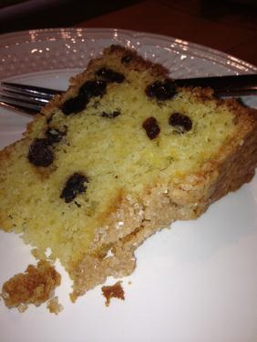 LALELI OLIVE OIL COFFEE CAKE