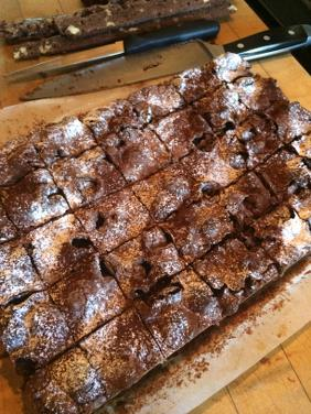 LOIS LILIENSTEIN'S CHOCOLATE BROWNIES