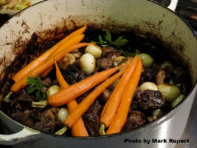 JULIA CHILD'S BOEUF BOURGUIGNON