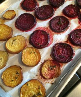 ROASTED BEETS - BASIC
