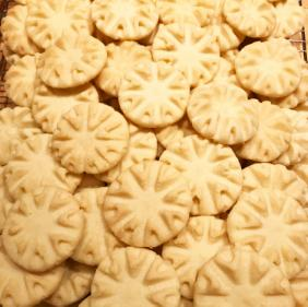 MY FAVOURITE SHORTBREAD COOKIES