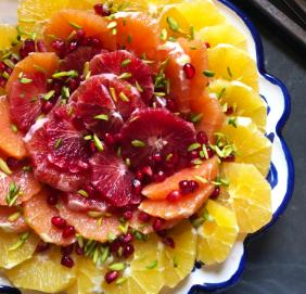 MOROCCAN ORANGE FRUIT SALAD
